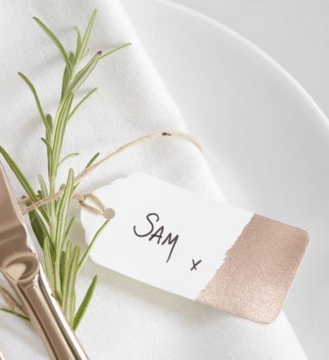 Genoeg D.I.Y.! Zelf bruiloft decoratie maken | Weddingdeco.nl @XQ61