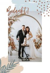 Arts & romance bedankkaart staand enkel met foto