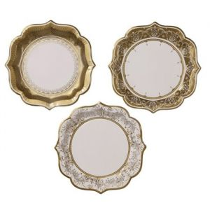 Bordjes Party Porcelain (12st) Talking Tables