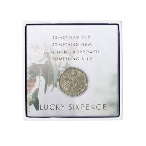 Lucky Sixpence Talking Tables
