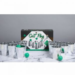 Gin & Tonic Pong Talking Tables