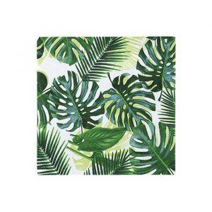 Servetten palmbladeren Tropical Fiesta (20st) Talking Tables