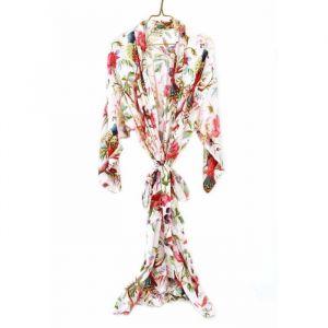 Kimono Royal Paradise Wit