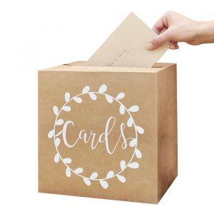 Enveloppendoos Cards Rustic Country Ginger Ray