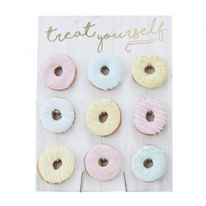 Donut Wall Pick & Mix Pastel Ginger Ray