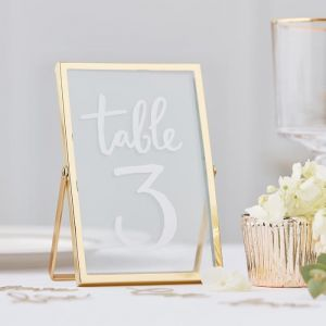 Fotolijst Gold Wedding Ginger Ray