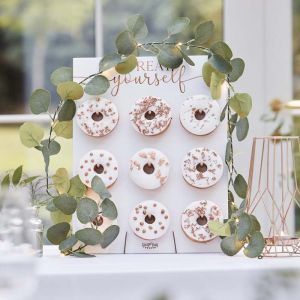 Lichtslinger Eucalyptus Botanical Wedding Ginger Ray