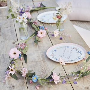 Decoratieslinger Floral Meadow Boho Bride Ginger Ray