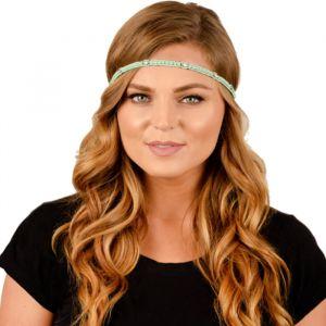 Haarband Kibri mint