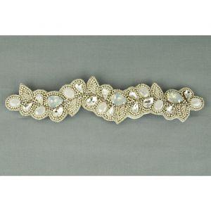 Haarband Harmony zilver