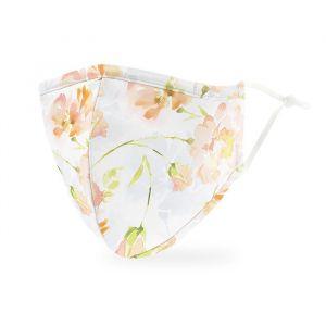 Luxe mondkapje Pastel Floral