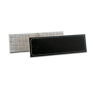 DIY krijtbord plank