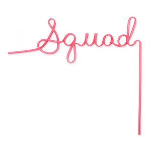Rietje Squad roze