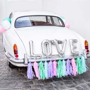 Auto Decoratiepakket Love