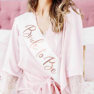 Sjerp Bride To Be wit & roségoud
