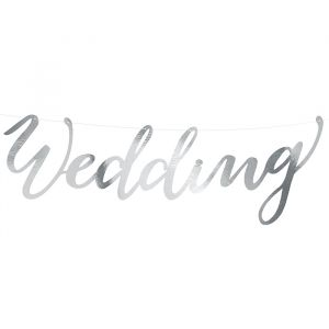 Slinger Wedding zilver