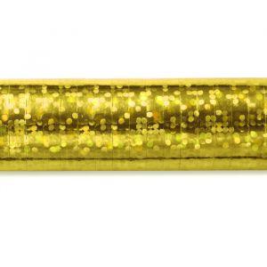 Streamer holografisch goud