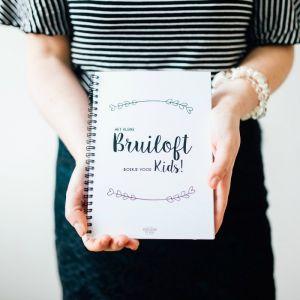 Bruiloft for Kids boekje Bonjour to You