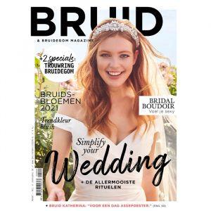Bruid & Bruidegom Magazine editie maart-mei 2021