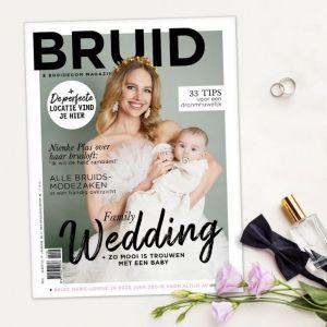 Bruid & Bruidegom Magazine editie juni-augustus 2021