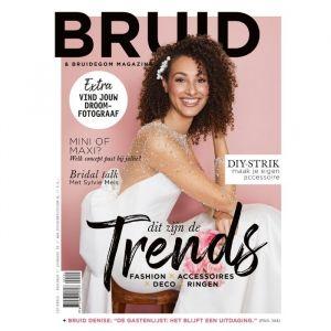 Bruid & Bruidegom Magazine editie september-november 2021