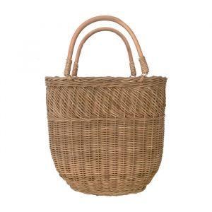 Bucket Bag klein naturel Olli Ella