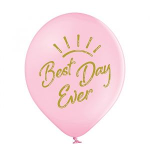 Ballonnen Best Day Ever (6st)