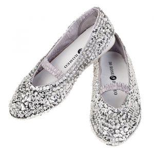 Schoenen Lily zilver maat 29 Rose&Romeo