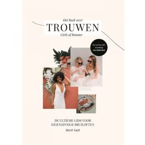 Het boek over trouwen Girls of Honour
