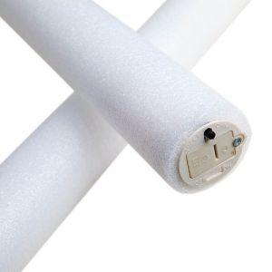 LED Foamstick Roze/Paars (48cm)