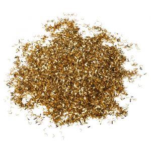 Confetti glitter goud