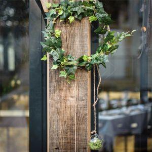 Houten decoratie frame (30cm)
