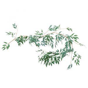 Decoratieve wilgentak slinger (170cm)
