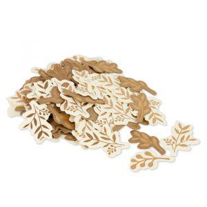 Confetti Palm Leaf