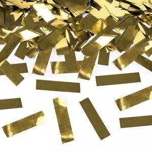 Confetti kanon confetti goud