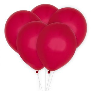 Ballonnen rood (10st) Perfect Basics House of Gia
