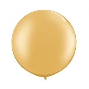 Premium Mega ballonnen 90cm Goud (2st)