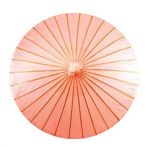 Parasol Uni Peach