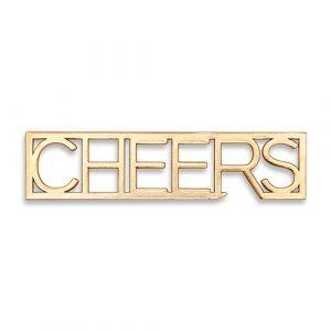 Flesopener Cheers Goud