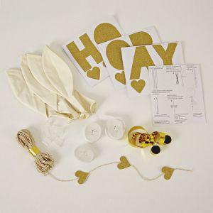 Ballonnenset Hooray (8st)