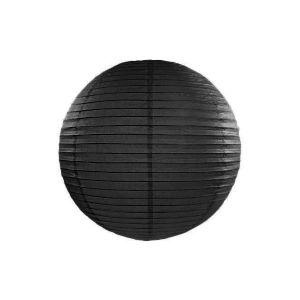 Lampion Zwart 20 cm