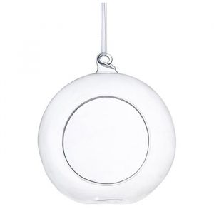 Glazen decoratieballen 10cm (4st)