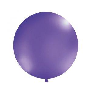Mega ballon Lila 1m