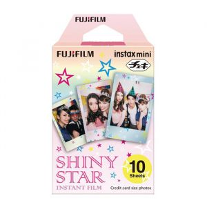 Instax Mini shiny stars frame film (10st)