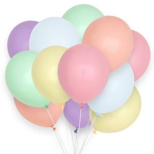 Ballonnenmix Pastel multi mix (12st) House of Gia