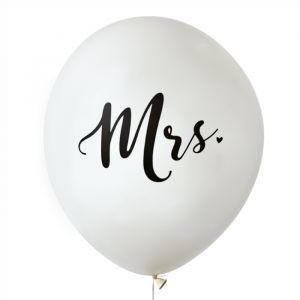 Mega ballon Mrs (60cm) House of Gia