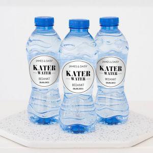 Katerwater modern typografisch