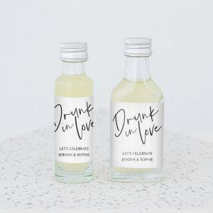 Mini flesje modern