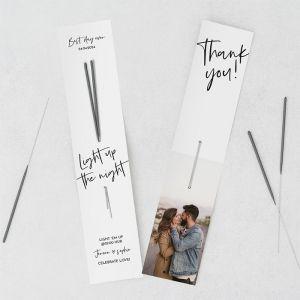 Sterretjes bruiloft modern