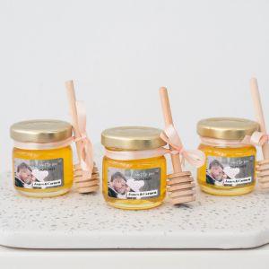 Honing potje met foto